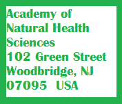 Academy of Natural Health Sciences
